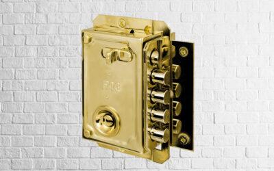 ¿Qué sabes de las cerraduras de sobreponer FAC de alta seguridad serie S90?
