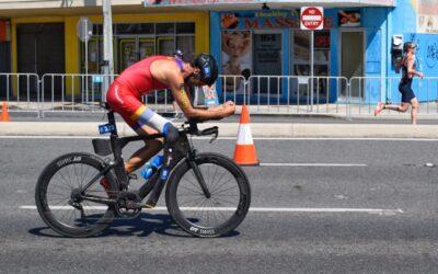 Daniel Molina: Campeón del Mundo de Paratriatlón por segundo año consecutivo