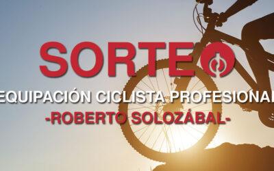 Bases sorteo equipación Roberto Solozábal