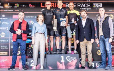 FAC Seguridad patrocina a Roberto Solozábal, ganador de la categoría Máster 50 de La Rioja Bike Race