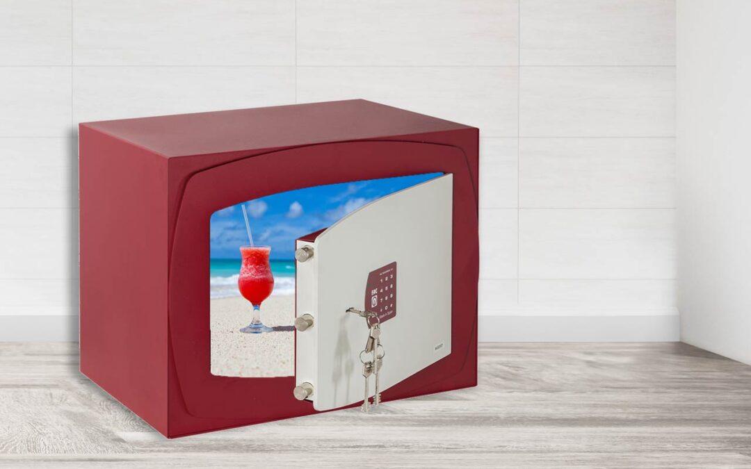 Las Cajas RED BOX una apuesta para la seguridad en tu hogar en verano