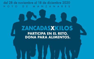 FAC Seguridad colabora con ZancadasxKilos