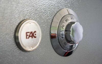 Apertura Caja Fuerte Mecánica de FAC Seguridad